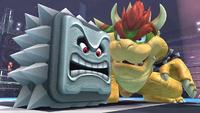 Screenshot of the game Super Smash Bros. for Wii U