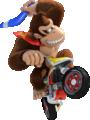 Donkey Kong Artwork - Mario Kart 8.png