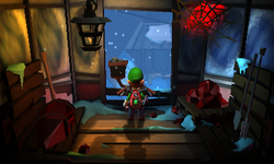 The Gondola segment from Luigi's Mansion: Dark Moon.