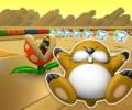 SNES Choco Island 1R from Mario Kart Tour