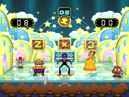 Mathletes from Mario Party 5