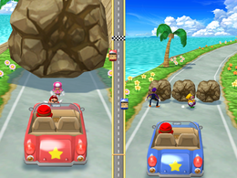 Rocky Road at day from Mario Party 6