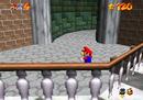 The basement of Mushroom Castle