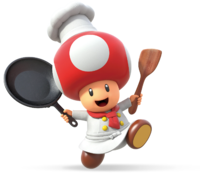 Chef Toad