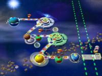 Astro Avenue in the game Mario Party 6.