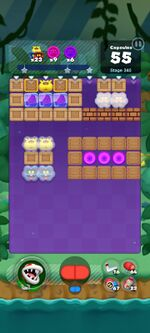 Stage 340 from Dr. Mario World since March 18, 2021