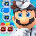 Dr. Mario World Google Play icon (version 2.0.0)