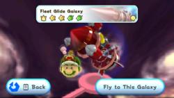 The Fleet Glide Galaxy