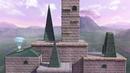 Hyrule Castle in Super Smash Bros. Ultimate.