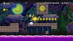 Screenshot of Under Construction in New Super Luigi U.
