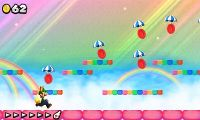 Some Red Coins in World 2-Rainbow.