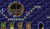 Mario in the level Castle 2.