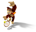 Donkey Kong Artwork - Mario Power Tennis.png