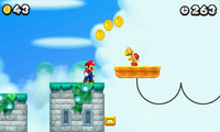 """World <span style=""""font-size:0;"""">Star</span>x18px link=World Star-2 (New Super Mario Bros. 2)-2"""