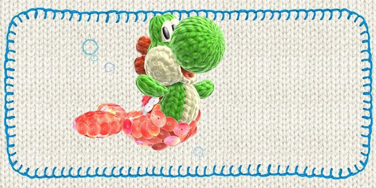 Picture shown with the fourth question of Fun Yoshi Personality Quiz