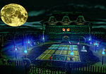 Luigi's Mansion Court