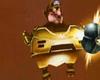 Wario performing his Mega Strike in Mario Strikers Charged