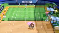Morph Court from Mario Tennis: Ultra Smash