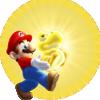NSMBU Glowing Baby Yoshi With Mario Artwork 2.png