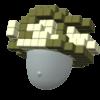 "The ""Superball Mario Hat"" Mii headwear"