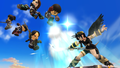 Challenge 49 from the fifth row of Super Smash Bros. for Wii U