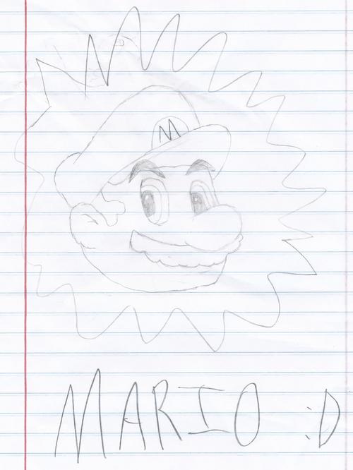 Sketch for 'Shroom Music & Art for July 2011. Drawn by Mariomario64 (talk)