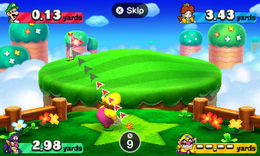 Chip Shot Challenge from Mario Party: The Top 100