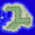 Koopa Beach 2 map
