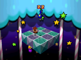 Bounce 'n' Trounce from Mario Party 3.