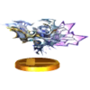Space Pirate Ship trophy