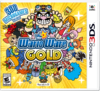 North American cover for WarioWare Gold.