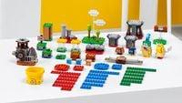 Photo of the LEGO Super Mario Master Your Adventure set