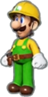 Luigi's Builder Outfit icon in Mario Kart Live: Home Circuit