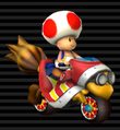 Toad's Magikruiser