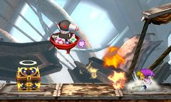 A Poppant from Smash Run in Super Smash Bros. for Nintendo 3DS