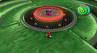 A Jump Beamer in the Battlerock Galaxy