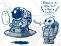 SMO Concept Art Koopa Troopa (Moon Kingdom Design).png