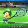 Baby Luigi's taunt from Mario Sports Superstars