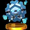 Cryogonal Trophy