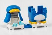 The LEGO Super Mario Penguin Mario Power-Up Pack.