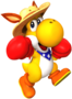 Yoshi (Kangaroo) from Mario Kart Tour