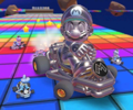 The icon of the Fire Bro Cup challenge from the Rosalina Tour in Mario Kart Tour