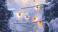 Screenshot of a Donkey Kong reference in Rayman Origins.
