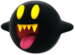 Icon of Bomb Boo from Dr. Mario World