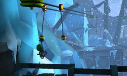 The High Wires segment from Luigi's Mansion: Dark Moon.