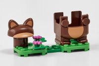 The LEGO Super Mario Tanooki Mario Power-Up Pack.