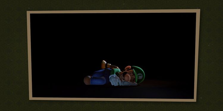 Picture shown with the fourth question in Luigi's Mansion 3 Trivia Quiz