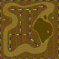 SMK Choco Island 2 Overhead Map.png
