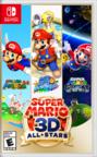 North American box-art for Super Mario 3D All-Stars