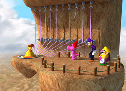 Cut from the Team from Mario Party 8